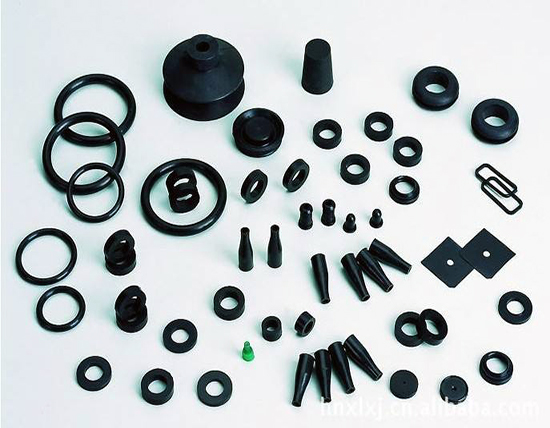 Rubber parts producing service